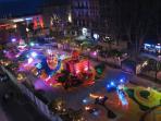 Jardins BIOVESE : nocturne pendant la Fête du Citron 2013