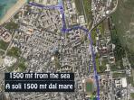 Distanza dal mare/Sea distance