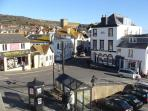 Lyme Regis is a quintessential seaside town with a unique atmosphere!