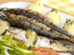 2 Quality Beach Front Restaurants only minutes walk from the Villa with fresh Fish Daily