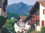 Sare, Pyrenees