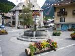 Samoens Fountain
