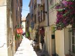 Rue du Petit Saint- Jean