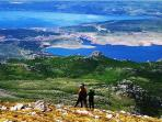 NATIONAL PARK PAKLENICA ( 15 minutes drive ) Alpinism,climbing,hiking...