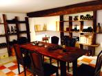 The owners' private wine cellar can be accessed for an additional security deposit