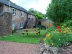 Coach House garden