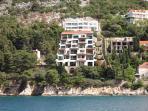 Building where is Blue Lagoon Apartment