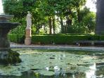 Carmen de los Martires, in Alhambra woods (5 mins away)