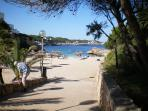 Calo Des Pou beach