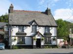 Y Gwydyr pub in Dolwyddelan