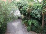 giardino, ingresso