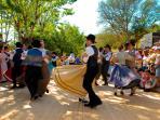 Portuguese Folklore Dancers