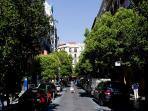 Malasaña street view