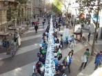 Paseo Ahumada, Santiago centro. so close, 100% walkable