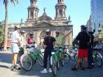 Plaza de Armas, Santiago Square 100% walkable