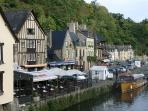 Dinan Accommodation - River Rance