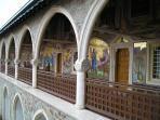 Kykkos Monastery Mosaics