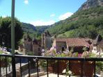 Autoire - medieval village