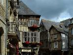 Dinan Accommodation - Town Centre