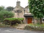 The White Horse is just a few miles down the road for great food (a cut above pub grub)