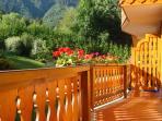 balcone, balcony