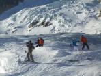 area sciistica, ski area
