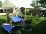 Notre jardin 1