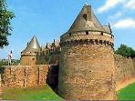 Chateau at Pontivy