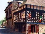 Medieval town of Josselin