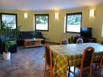 Panorama Apartment 1 - Living / Dining Room