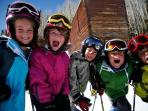 Skiing and snowboarding for all ages - just 25 minutes away!
