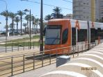 Moderm tram takes you to Alicante old centre and Golf course in minutes