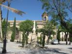Unesco world heritage site at Ubeda