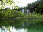 Plitvice National Park is world class.