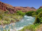 Para los amantes de deportes extremos,  río Atuel te lo ofrece. Ven a disfrutar!