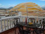 Upper Sun Terrace Dining