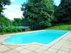 It's not a holiday without a heated pool...  Jump in! Dimensions 11.5m X 5m X 2m