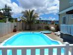 The pool / La Piscine