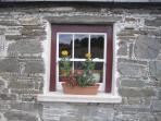 Kitchen window Miller's barn