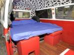 Vw 1970 bed