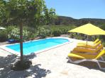 'Carignan' swimming pool