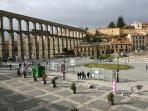 Segovia a 17km