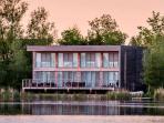 Lakeshore Lodge, Bowmoor, Lakes by Yoo