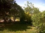 Giardino privato per relax, prendere il sole  o mangiare all'aperto
