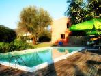 Panoramic Casa degli Ulivi with swimming pool