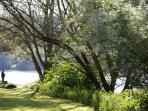 Activités multiples : pêche, golf, aviron, visite guidée...
