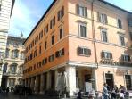 Rome center Navona