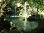Cool off in the forest or amongst waterfalls and rivers at Dim Cay. Lunch on pontoons.