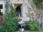 BBQ and Terrace