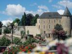Mayenne château
